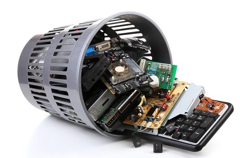 איסוף פסולת אלקטרונית בדרך קלה