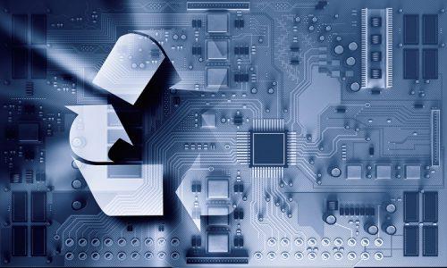 מיחזור פסולת אלקטרוניקה