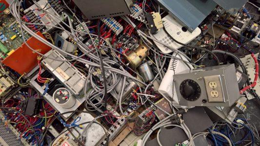 סוגי פסולת אלקטרונית הניתנים למיחזור